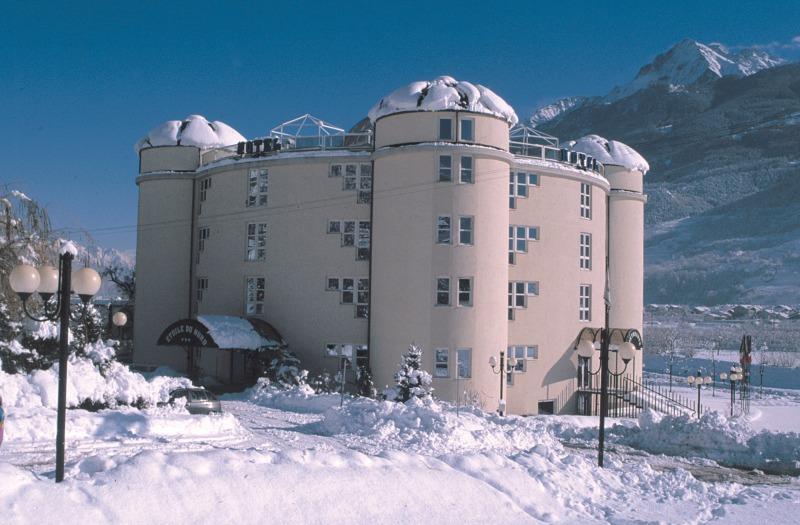 H tel etoile du nord h tels valle d aosta italie for Design hotel valle d aosta