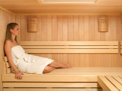 Sauna and turkish bath